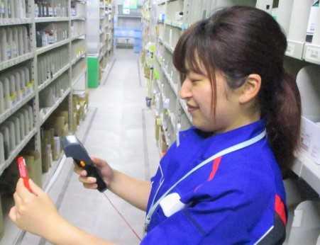 倉庫内でのお仕事なので、天候に関わらず安心して働くことが可能です。