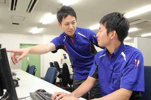 物流業界が初めてでもOK!OJTを中心とした研修あり。
